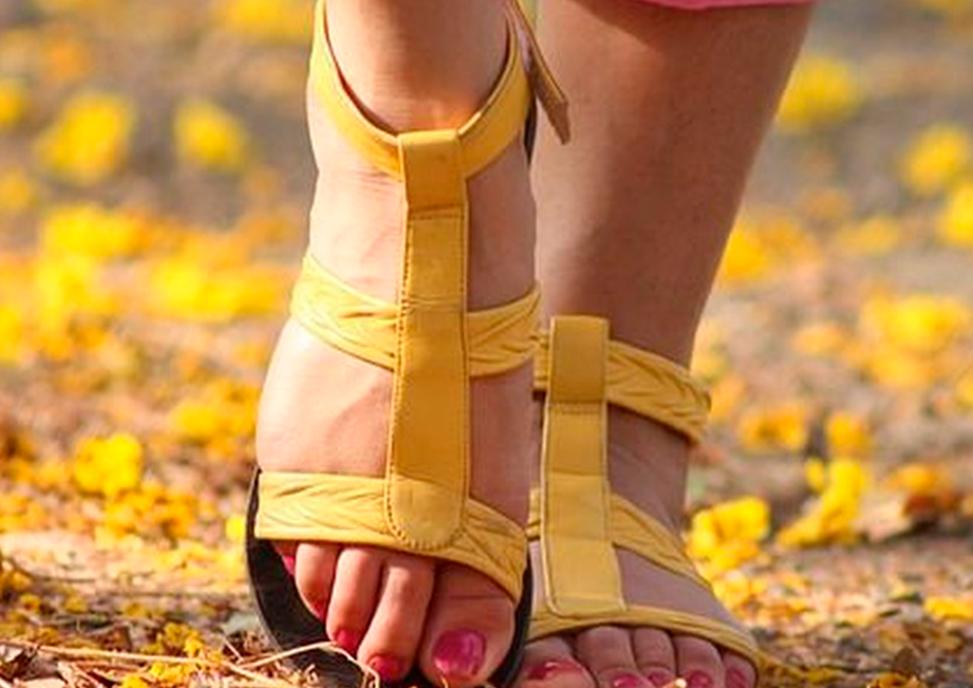 Lo que tus pies dicen de tu salud